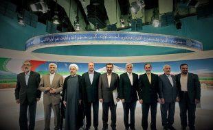 مناظره ای تحت تاثیر ایران ، خشونت و امنیت
