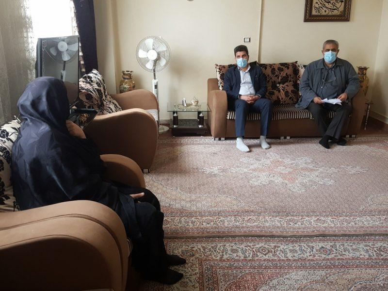 غدیر خم و دیدار با خانواده سادات تحت پوشش انجمن