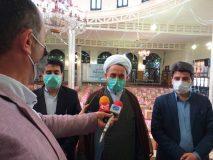 اهدای ۳۰۰ بسته غذایی به زندانیان بی بضاعت زندان های استان اردبیل
