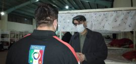 رئیس سازمان زندان ها در ادامه بازدید از زندان های کشور، ساعتی پیش وارد اردبیل شد.