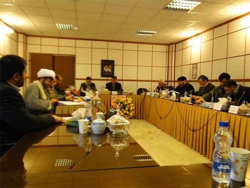 اولین جلسه هم اندیشی انجمن های حمایت زندانیان استان اردبیل برگزار شد