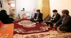 سرپرست زندان های استان اردبیل : تداوم سرکشی هفتگی به خانواده زندانیان در طول ماه مبارک رمضان در دستور کار زندان های استان