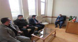 سرپرست زندان های استان در دیدار با رییس کل دادگستری و دادستان خلخال : نقطه عطف موفقیت زندانها تعامل با مقامات قضایی است
